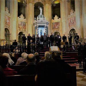 La Fundación Victoria en el Concierto de Navidad de la Catedral