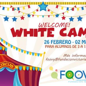 El White Camp de Foovy se traslada al circo en Semana Blanca