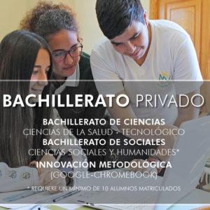 La Fundación apuesta por el Bachillerato en Estepona