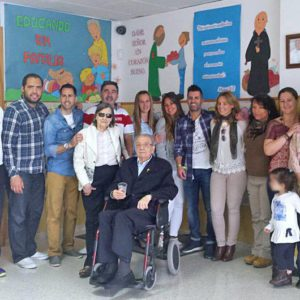 Misa en memoria de Don Francisco Echamendi
