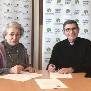 La Fundación y El Fuerte renuevan su colaboración