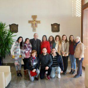 Ejercicios espirituales con el Cardenal Sebastián: un encuentro de oración y fe