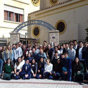 El programa Erasmus+ en el Obispo San Patricio