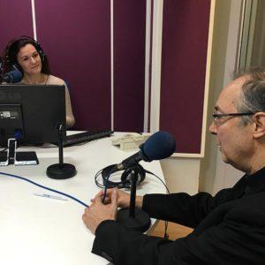 """Marco Frisina: """"Málaga vive de un modo vibrante la Pasión del Señor"""""""