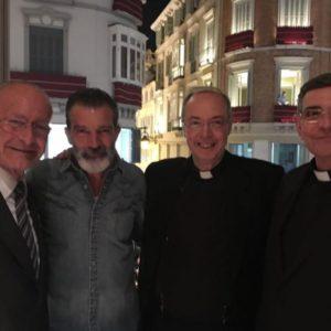 Antonio Banderas pondrá voz a la Pasión de Marco Frisina