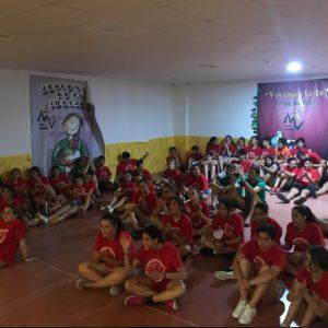 Campamento Galilea – Día 5