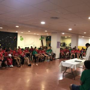 Campamento Galilea – Día 6