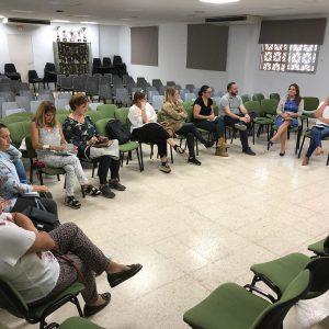 La colaboración familia-escuela, nexo del trabajo de AMPAS y directivos de Fundación