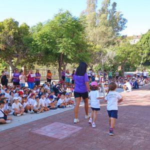 Más de 400 alumnos, en las III Olimpiadas de Educación Infantil de Fundación victoria