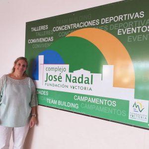 Complejo José Nadal, un lugar abierto a todos
