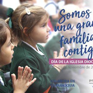 Fundación Victoria se suma a los actos del Día de la Iglesia Diocesana