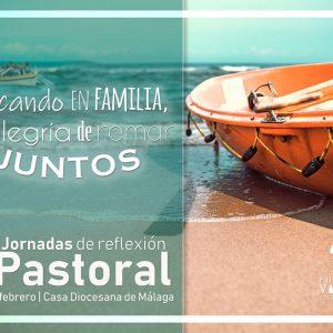 Olaizola, Rosa Lemus y Del Toro, en las 7ª Jornadas de Reflexión Pastoral