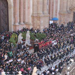 Fundación Victoria canta al Niño Jesús en la Catedral