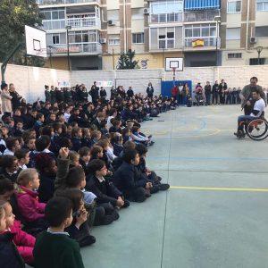 Unos 3.000 alumnos de Fundación Victoria, en las Jornadas Deportivas de la Diversidad
