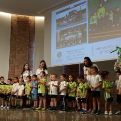 La mejora de la calidad de vida, apuesta de la Escuela Deportiva de Fundación Victoria