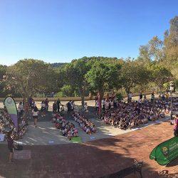 400 alumnos participan en la 4ª Olimpiada Infantil