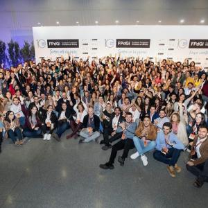 La Fundación Victoria en los Premios de la Fundación Princesa de Girona