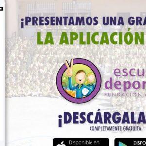 La Escuela Deportiva estrena aplicación móvil