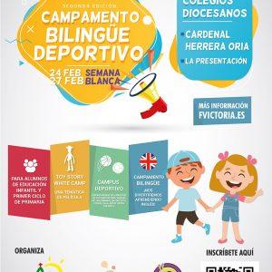 Las Escuelas de Idiomas y Deportes organizan el campamento bilingüe deportivo