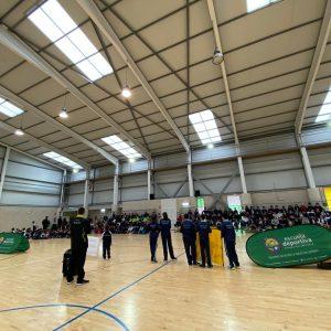 Celebrado el Encuentro Deportivo de Escuelas Rurales