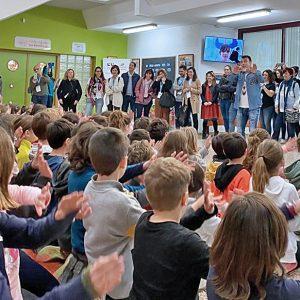 Cuarta `Expedición Pedagógica´ de la Fundación Princesa de Girona