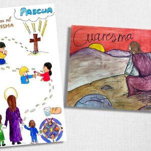 Premio a la mirada infantil sobre Cuaresma y Semana Santa