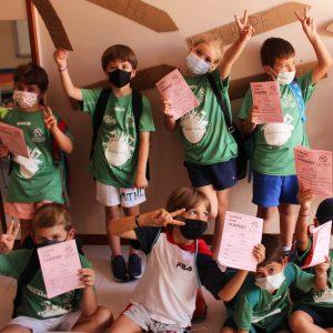 Más de 200 alumnos están disfrutando de los Campamento de Verano de Fundación Victoria