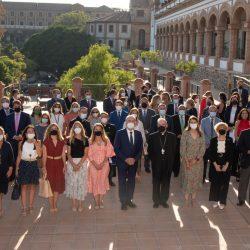 Fundación Victoria celebra la apertura del curso escolar 21/22