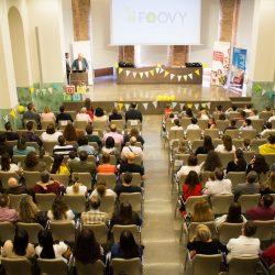 Foovy organiza la entrega oficial de certificados Cambridge y Trinity