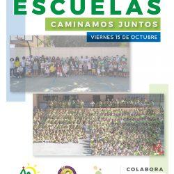 Fundación Victoria celebra el Día de las Escuelas